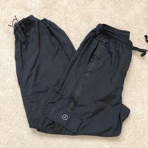 Jordan Brand Tech Pants. Black size Large